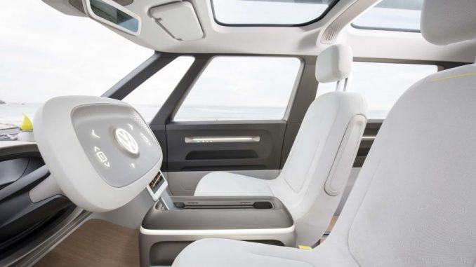 Volkswagen Buzz Mini van