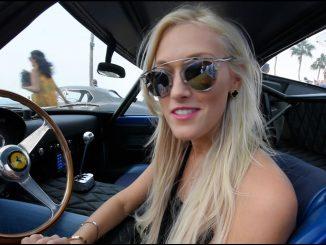 blondie super car