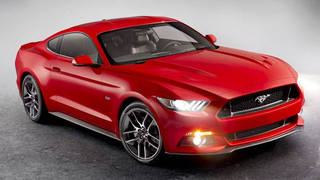 Top 10 Sexiest Models of Ford Mustang of All Time