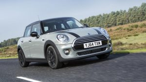 Mini Hatch ladies car