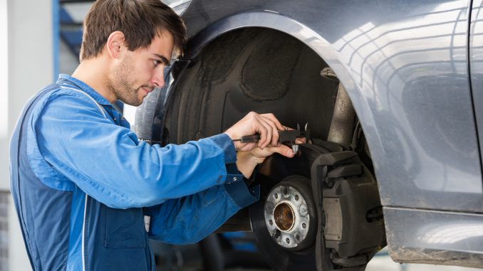 var brakes repair