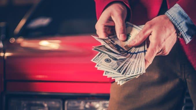 cash your car